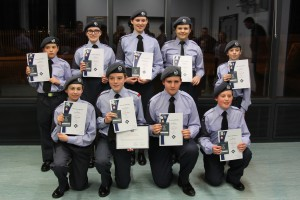 Passing Out Parade March 2015 2